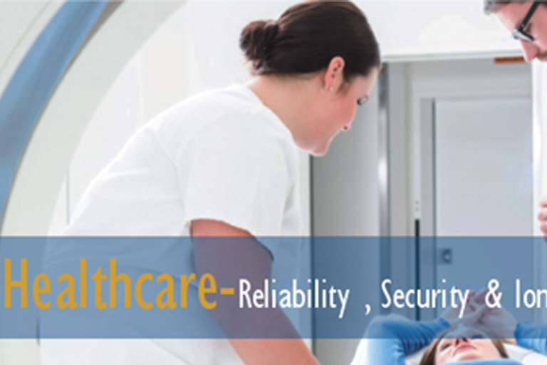 Healthcare – Reliability, Security, And Longevity Industrial Flash Memory